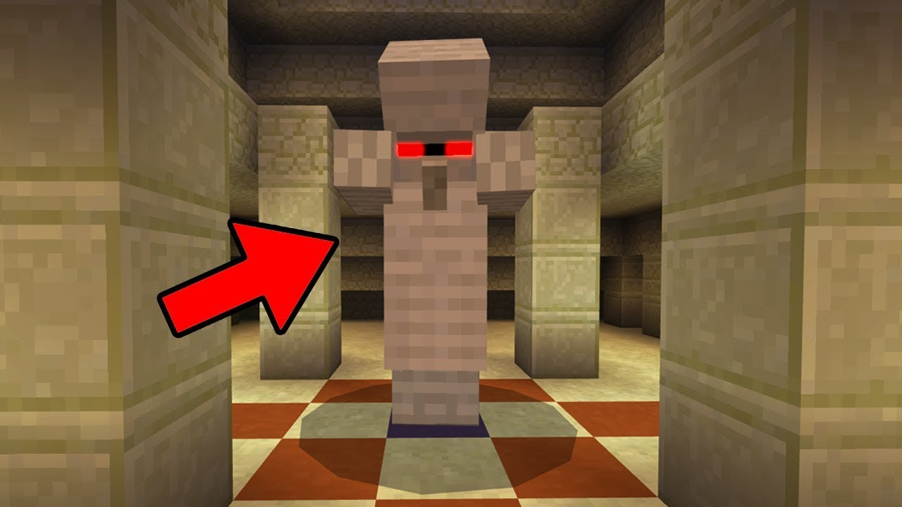 How To Find A MUMMY In Minecraft YouTube