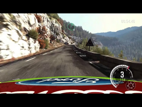 Dirt Rally - RE-LIVE - Ford Focus WRC - Rally Monte-Carlo Part 2