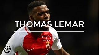 Thomas lemar - 2017 skills/goals/assists