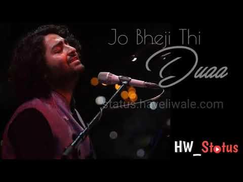 Arijit Singh WhatsApp Status Video Sad - Sad Song WhatsApp Status Video Download
