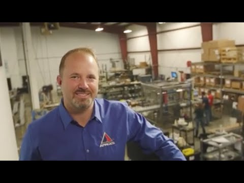 Small Business Exporter of the Year - Manufacturing