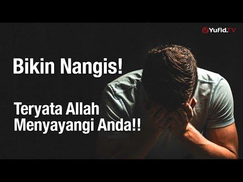 Ceramah Singkat: Bikin Nangis! Ternyata Allah Menyayangi Anda – Ustadz Mubarak Bamualim, M.H.I.