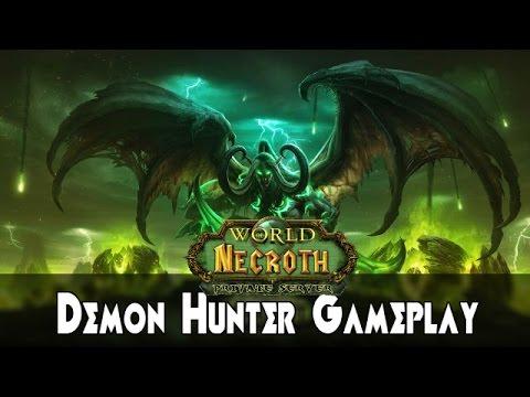 Necroth - Best WoW Legion Private Server Gameplay