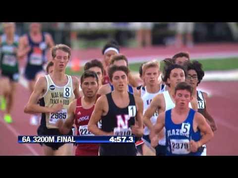 Boys 3200 Meter Run Finals Class 6A