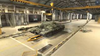 World Of Tanks Blitz Game Play (Obj. 268) v4.4.0