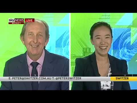 Digital Crew's Ophenia Liang SkyBusiness (Switzer)  interview 26 September 2017