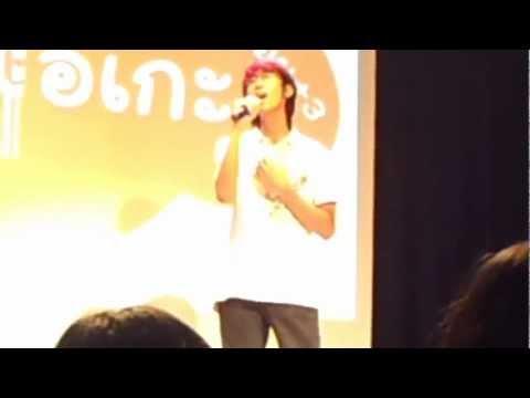 [20121124] เต็นท์ - Misaki Meguri (Yamamoto Kotaro) [Live]