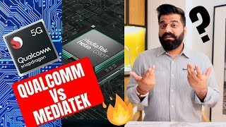 Qualcomm Vs MediaTek? Snapdragon Vs Helio? Who Wins Now? 5G???🔥🔥🔥