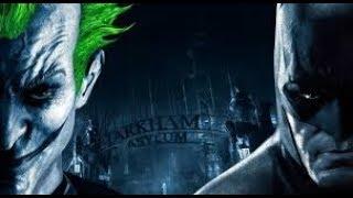 BATMAN ARKHAM ASYLUM All Cutscenes Movie (Game Movie)
