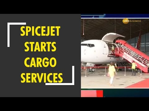 SpiceJet to start dedicated air cargo services