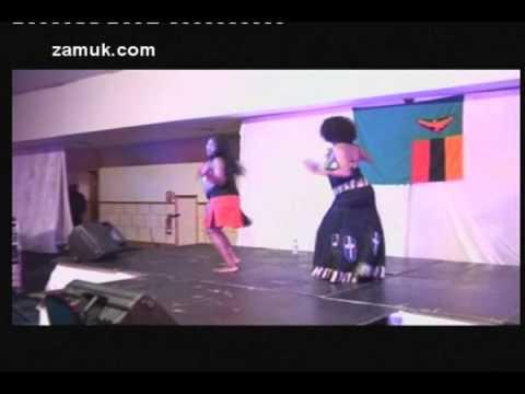 Angela Nyirenda's London performance