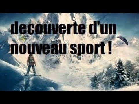Découverte d'un nouveau sport !! Steep