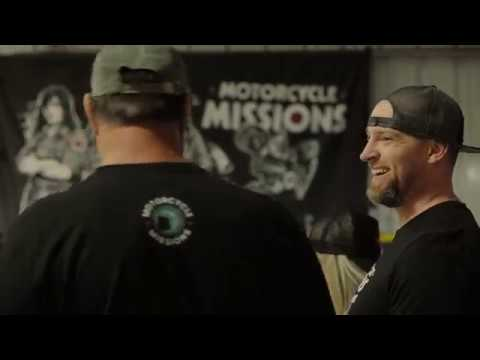Indian Motorcycle: Motorcycle Missions Team Dallas