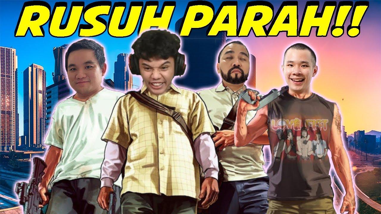 RUSUH PARAH BOSS, Kita Kasi Galak GTA 5 Online GPX Ft Jess No Limit !! ?