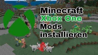 Minecraft Xbox One M๐ds installieren DEUTSCH (Bedrock)