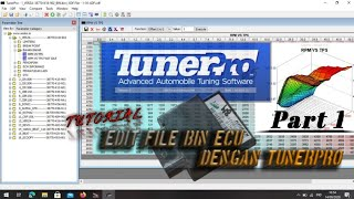 REMAP ECU (Edit Bin File ECU) …