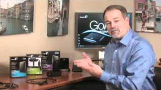 Seagate FreeAgent GoFlex Storage System Tutorial