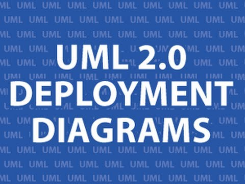 UML 2 Deployment Diagrams