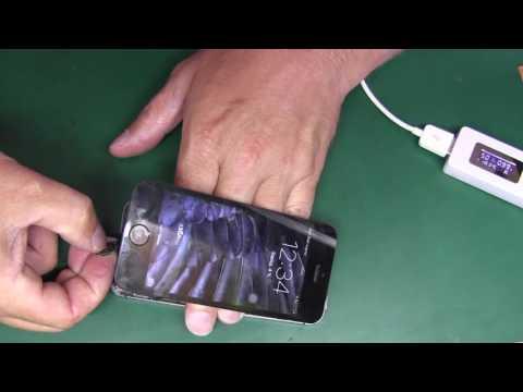Iphone 5s  не включается/doesn`t turn on