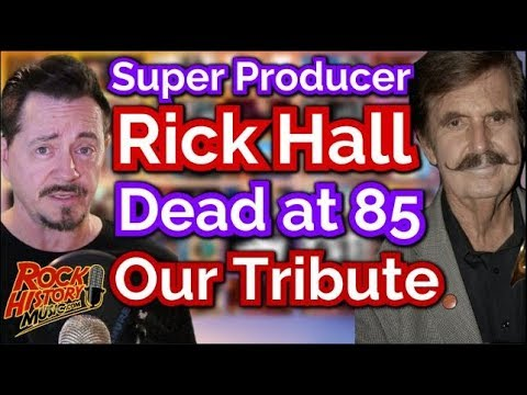 Producer Rick Hall,