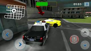 Dubai Police Chase Simulator Android Gameplay FHD   New Car Games for Kids