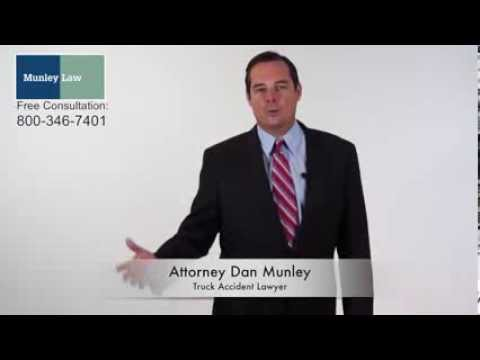 Pennsylvania Injury Lawyer on Truck Accident Cases (Dan Munley)
