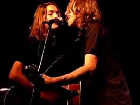 Luc & Lenny Crabbe (live 2006)