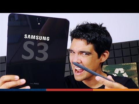 SAMSUNG GALAXY TAB S3! Máximo rival del iPAD