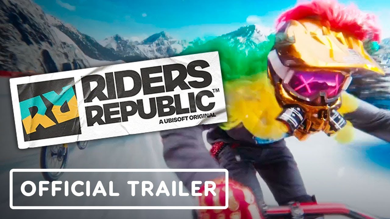 Download Riders Republic: The Finish Line - Official Live Action Trailer Ft. Fabio Wibmer
