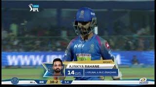 MI vs RR Full Match Highlights - IPL 2018 - Mumbai Indians vs Rajasthan Royals