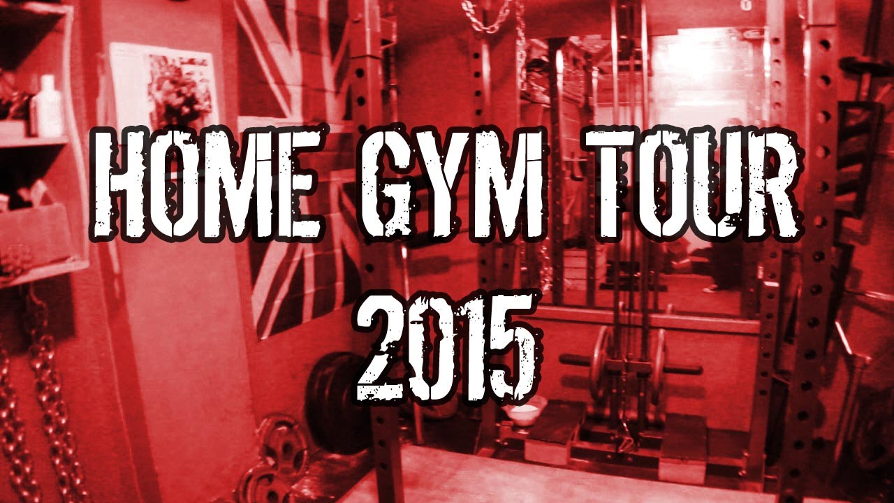 Garage gym tour pando s barbell club youtube - Home Gym Tour And Cost 2015