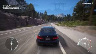 Gameplay Need for Speed Payback - Carrera y persecución