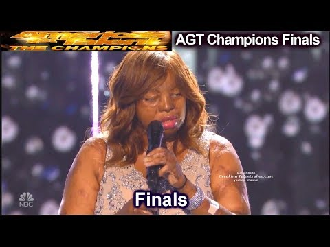 "Kechi  sings Sia's ""Opportunity"" Awesome