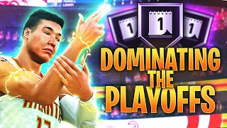 WE WON MVP! DROPPING 60 POINTS IN THE PLAYOFFS! 2K20 MyCareer Ep.17