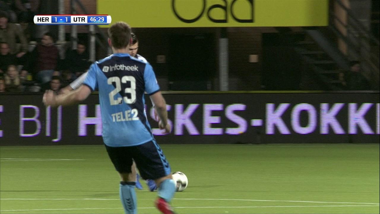 Heracles Almelo - FC Utrecht 2-1 | 11-03-2017 | Samenvatting