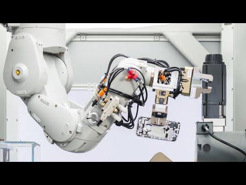 ديزي روبوت جديد من آبل لتفكيك هواتفكم القديمة