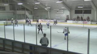 Acton Boxborough Boys Varsity Hockey vs Falmouth 12/13/15