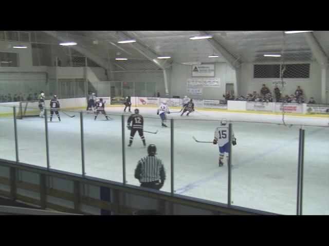 Acton Boxborough Boys Varsity Hockey vs Falmouth 12/13/15