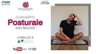 Posturale - Livello 2 - 5 (Live)