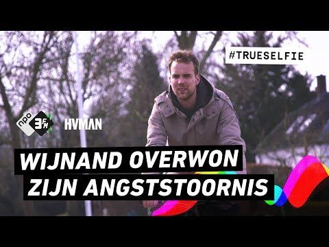 #TRUESELFIE: 3FM DJ Wijnand Speelman overwon zijn angststoornis