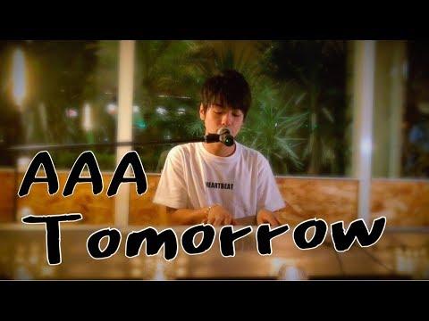 AAA/Tomorrow 歌ってみた。【火9ドラマ「健康で文化的な最低限度の生活」主題歌】