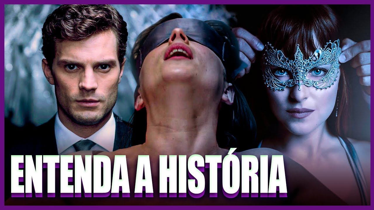 Download Saga Cinquenta Tons de Cinza | Algemas, Vergonha Alheia e Alguma História