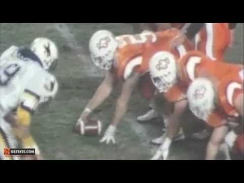 1988 Holiday Bowl - #12 Oklahoma State vs. #15 Wyo...