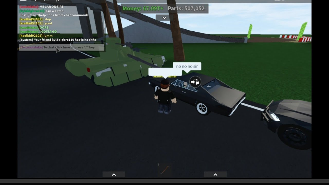 Roblox Car Crushers 2 Derpy Police Chase Movie Youtube