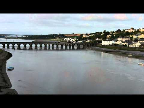 High Tide River Torridge, Bideford