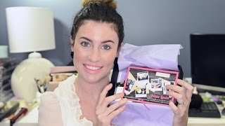 Unboxing + Review - Violet Box Feburary 2015   Miss Billy