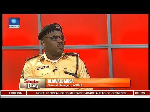 LASTMA Ready For Lagos City Marathon | Sunrise Daily |