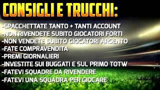 TRUCCHI and CONSIGLI PER INIZIARE A FARE CREDITI PER FIFA 15 ULTIMATE TEAM