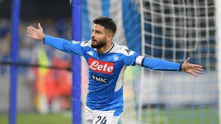 Goal Insigne vs Lazio 2 1 / Napoli vs Lazio 01.08.2020 / All goals / Seria A 19/20 / Calcio Italy