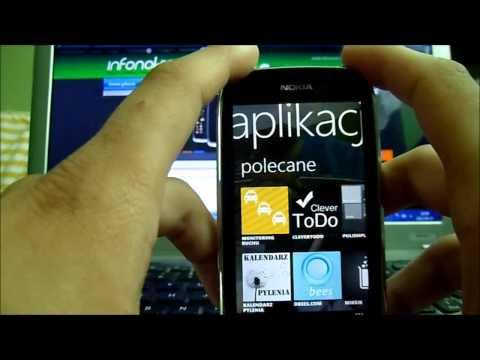 Windows Marketplace w Nokia Lumia 610. InfoNokia.pl